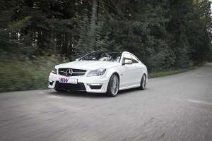 KW Mercedes C63 AMG Coupe Fahraufnahme-300x200 in KW_Mercedes_C63_AMG_Coupe_Fahraufnahme